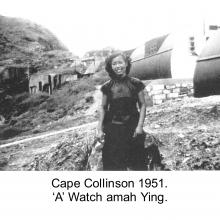 Cape Collinson Amah
