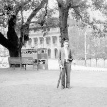 Central, Cricket ground from Cheero Club