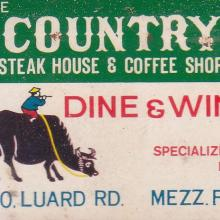 Country Steak House & Coffee Shop