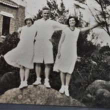 Cox, Dorothy and Pixie Smith - Cheung Chau