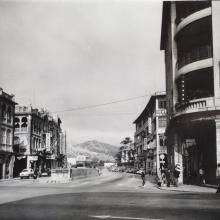 View not known. —Identified—Jordan Rd. looking east from Nathan Rd.