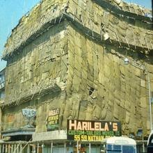 1955 Demolition of the Kowloon Hotel (3rd Generation)