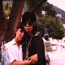 Frapper and Carmen Repulse Bay 1970.JPG