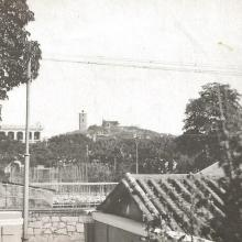 Unknown view from a home