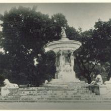 Fountain erected by John Dent, Esq.