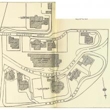 Map of the Richmond Estate Property