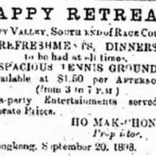 1898 Happy Retreat