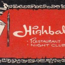 Highball Restaurant and Night Club