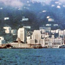 Central District-waterfront-circa 1950s