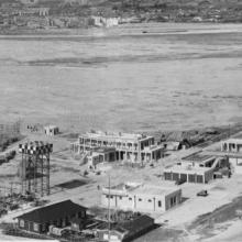 Kai Tak airport-panorama-no civil hangar yet-1934