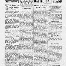 Hong Kong-Newsprint-SCMP-22 December 1941-pg1.jpg