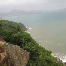 View North from Cutting off Little Sai Wan Camp Road