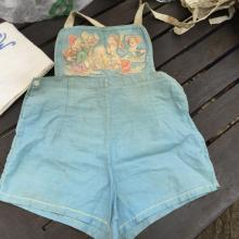 Child's clothing from Stanley Camp