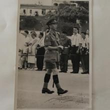1958, Charlie Leung Chung-Yee, Queen's Birthday parade