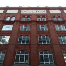 Doulton Factory, Lambeth