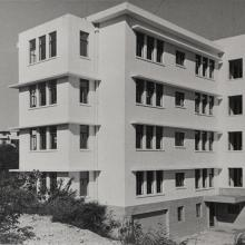 Five-Story Building V. N. Dronnikoff, architect