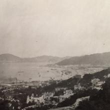 View from 2 Tregunter Mansions, November 1925