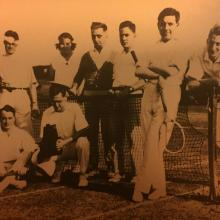 Netherlands Tennis Club Hong Kong 1920s