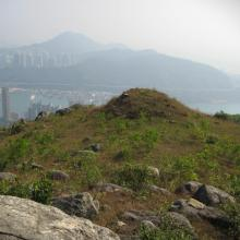 Shek Lung Kung Beacon - far view