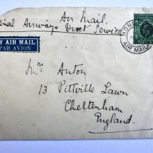 Imperial Airways Air-Mail service