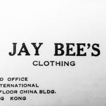 Jay Bee's card a.