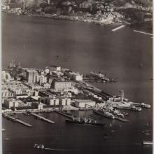 Aerial View of TST c1960