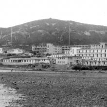 LSW from beach 1952.
