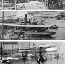Launches Wanchai early 1900s