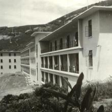 Little Sai Wan Accommodation Block 1953.