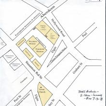 Map of the LMS compound