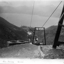 Mt Parker Cable Car from top