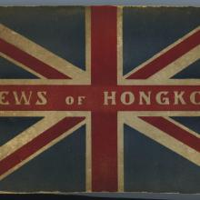 "Cover of ""Views of Hongkong"""