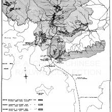 Reservoirs, Catchment Areas & Pipe Line- Kowloon