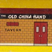 Old China Hand Tavern - Wanchai