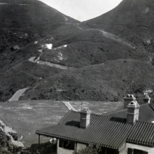 Hatton & Lugard Road From Pinewood Battery 1920s