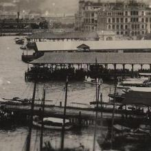 1930s Connaught Road Central Piers