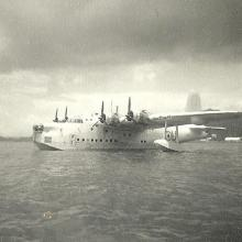 Sunderland at Kai Tak
