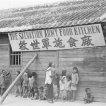 Wanchai Salvation Army Food Kitchen (North Of Hennessy Rd)