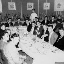 Savoy A Watch dinner 28 Dec 1957 e.