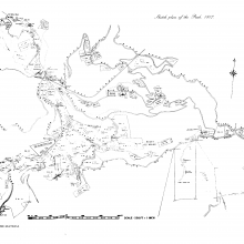 Sketch Plan of the Peak 1912
