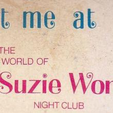 The World of Suzie Wong Nightclub