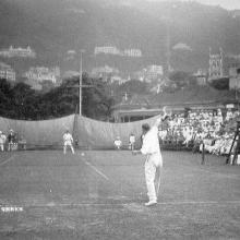 1915 Hong Kong Cricket Club Tennis Match