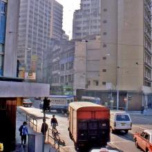 Junction of Des Voeux Road West & Connaught Road