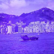 Victoria with The Peak in Background Early 1970's.jpg