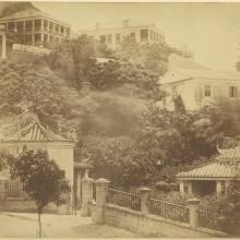 Bungalow of French Admiral