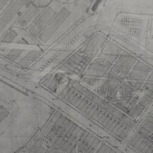 Hennessy & Queen's Road Realignment 1930s