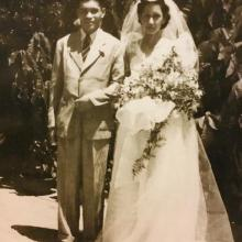 Willie and  Belle Reed Wedding Aug 21 1939.jpg