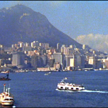 You Only Live Twice HK Harbour circa1967