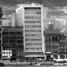Nine Buildings 15-23, Connaught Road (1958)