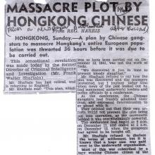 Massacre Plot